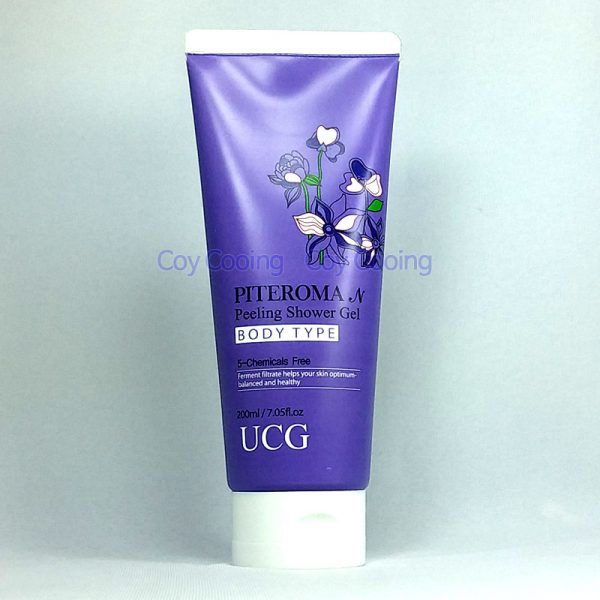 UCG Piteroma N Peeling Shower Gel 200ml