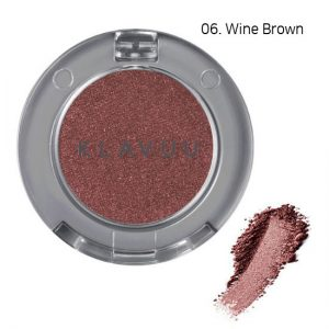 Klavuu Urban Pearlsation Shimmer Eyeshadow 1.8g Wine Brown
