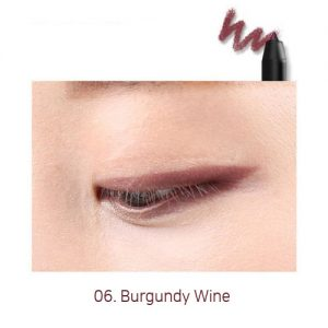 Sugar Reve Long Lasting Auto Eyeliner 0.5g Burgundy Wine