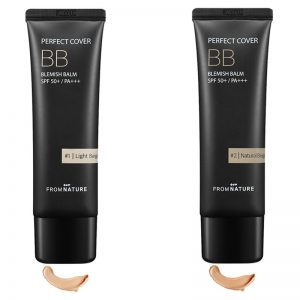 Fromnature Perfect Cover BB Blemish Balm 50g #1.Light Beige #2.Natural Beige