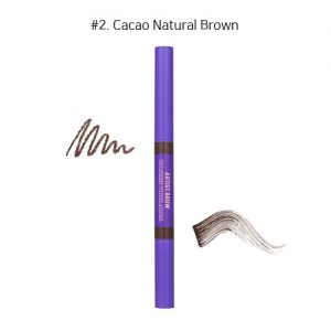Colorgram Artist Brow Coloring Pencil & Cara #2. Cacao Natural Brown