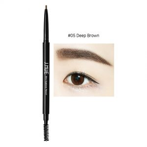 J.MUH Slim Eyebrow Pencil 0.1g #05 Deep Brown