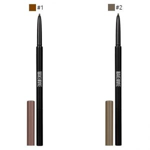 WAKEMAKE Defining Brow Liner 0.8g #1.Deep Brown #2.Ash Brown