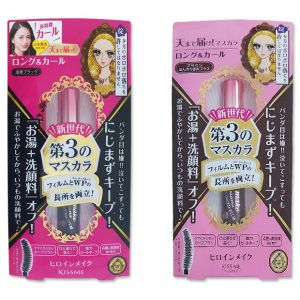 Kiss Me Heroine Make Long & Curl Advanced Film Mascara 6g (Black or Brown)