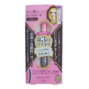 Kiss Me Heroine Make Long & Curl Advanced Film Mascara 6g Brown