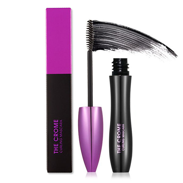 The Crome Curling Mascara 10g