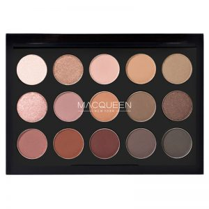 MACQUEEN New York 1001 Tone-On-Tone Shadow Palette