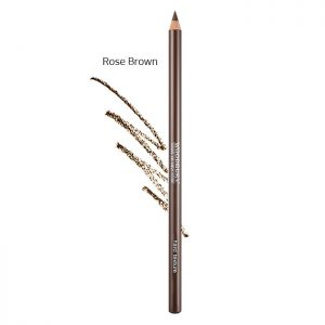 Woodbury Hard Texture Eyebrow Pencil 4g Rose Brown