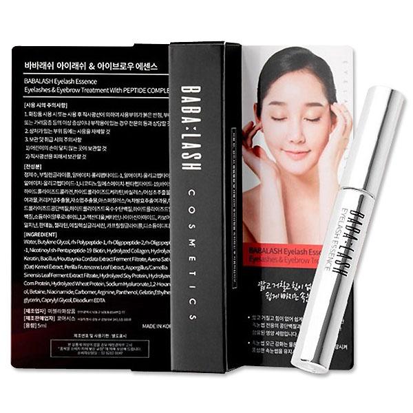 BABA LASH Eyelashes & Eyebrow Essence Treatment 5ml