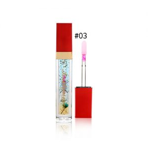 KAILIJUMEI Flower Lip Gloss 4.5g #03