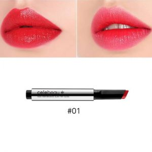 Celebeau High Performance Glam Tint Gloss 0.8g #01 Almost Red