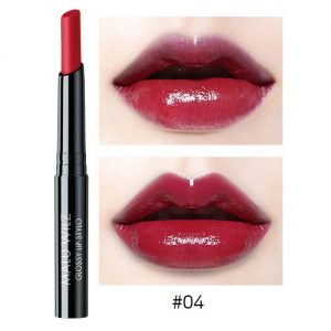 Malu Wilz Glossy Lip Stylo 2.5g #04 Apple Red