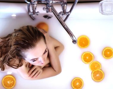 Do you like bathing? fruits or vegetables