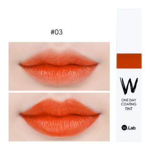 W.Lab Henna Tint 4.8g #03.FASHIONABLE: Bright and clear orange red