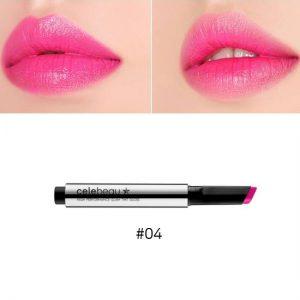 Celebeau High Performance Glam Tint Gloss 0.8g #04 Fuchsia