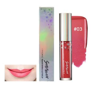 I'M CHIC Super Glam Transforming Glitter Lip 5.5g #03.Super Glam Pink