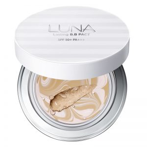 Luna Lasting BB Pact (12.5g + Refill 12.5g) SPF50+ PA+++ (#21 or #23)