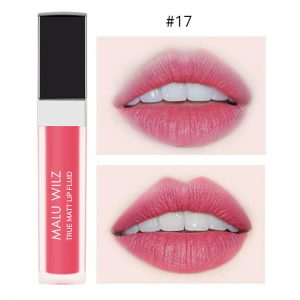 Malu Wilz True Matte Lip Fluid 6ml #17 Peach Marmalad