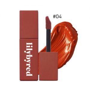 Lilybyred Mood Liar Velvet Tint 4.2g #4 Persimmon