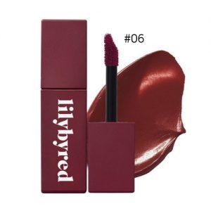 Lilybyred Mood Liar Velvet Tint 4.2g #6 Pomegranate