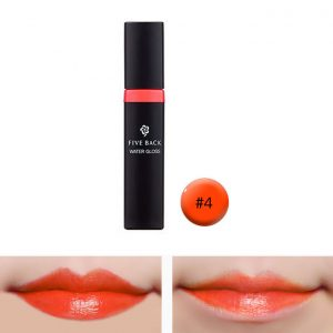 Five Back Water Lip Gloss 7.5g #4 Pop