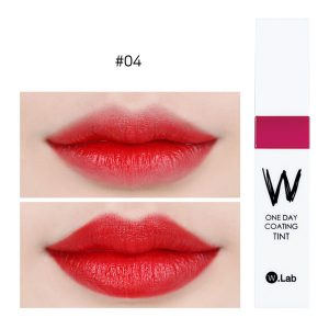 W.Lab Henna Tint 4.8g #04 SENTIMENTAL: Classical Rose-red Color