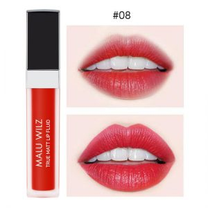 Malu Wilz True Matte Lip Fluid 6ml #08 Signiture Red