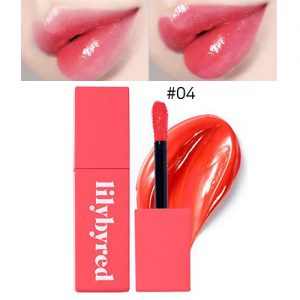 Lilybyred Bloody Liar Coating Tint 4g #4. Soft Cherry