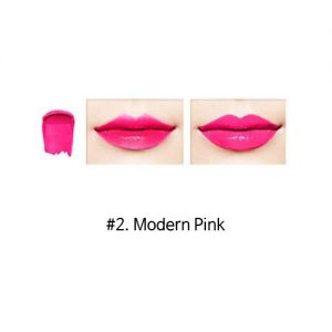 Five Back Lip Color 3.5g #2. Modern Pink