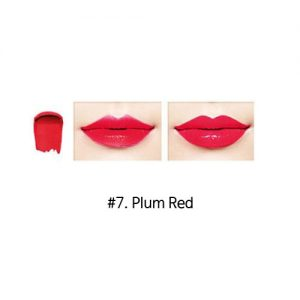 Five Back Lip Color 3.5g #7. Plum Red