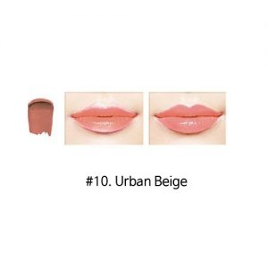 Five Back Lip Color 3.5g #10. Urban Beige