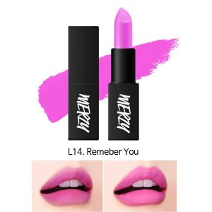 Merzy The First Lipstick 3.5g L14. Remeber You
