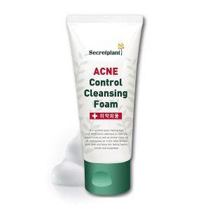 Secretplant Acne Control Cleansing Foam 120ml