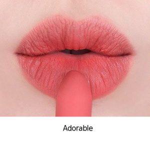 Romand Zero Gram Matte Lipstick 3.5g #Adorable