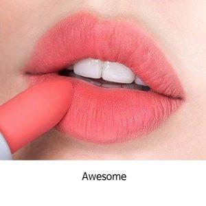 Romand Zero Gram Matte Lipstick 3.5g #Awesome