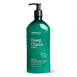 Aromatica Cypress Deep Cleansing Shampoo 400ml