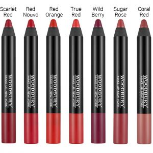 Woodbury Perfect Ultra HD Lip Pencil 2.4g Velvet Matte