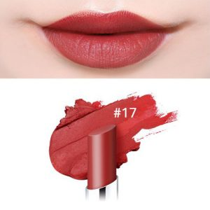 Malu Wilz True Matt Lipstick 3g #17. Red Brown Temptation