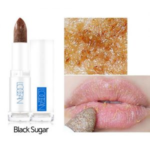 L'OCEAN Lip Scrub 3.5g #Black Sugar