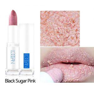 L'OCEAN Lip Scrub 3.5g #Black Sugar Pink
