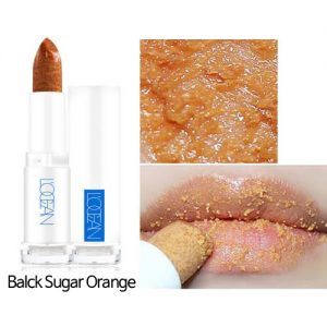 L'OCEAN Lip Scrub 3.5g #Balck Sugar Orange