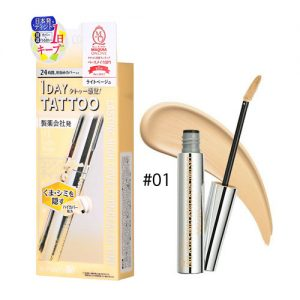 K-Palette Lasting High Cover Concealer Tint 6g #01 Light Beige