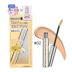 K-Palette Lasting High Cover Concealer Tint 6g #02 Natural Beige