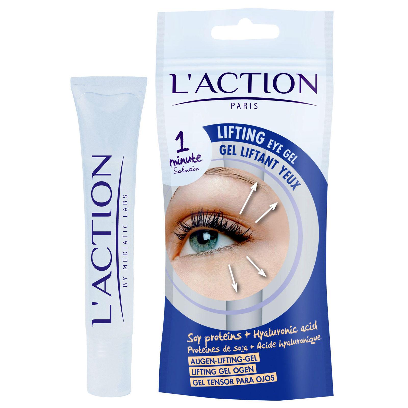 L'ACTION Paris Lifting Eye Gel 10ml