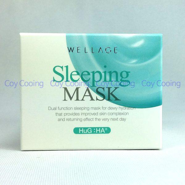 Wellage Sleeping Mask 80ml