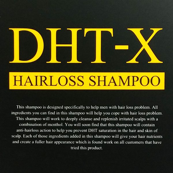 DHT-X Hair Loss Shampoo 360g