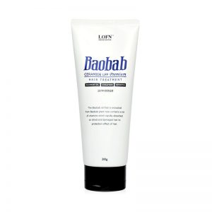 LOFN Baobab Ceramide LLP Premium Hair Treatment 200g