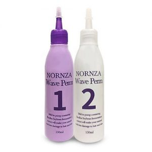 NORNZA Wave Perm (First 150ml + Second 150ml)
