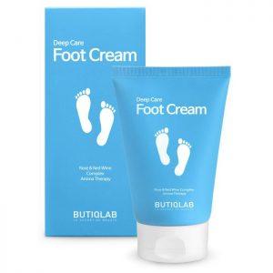 BUTIQLAB Deep Care Foot Cream 120ml