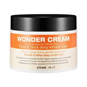 Dran Face & Neck Deep Wrinkle Care Wonder Cream 100g